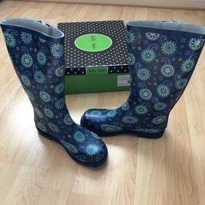 ☔️ kelly & katie rain boots ☔️